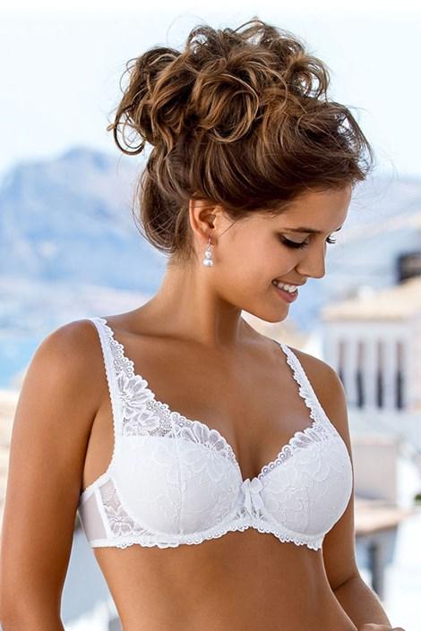 Бюстгальтер Triangle bra Angelia уплотненный
