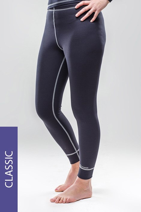 Термо штаны Classic - серые