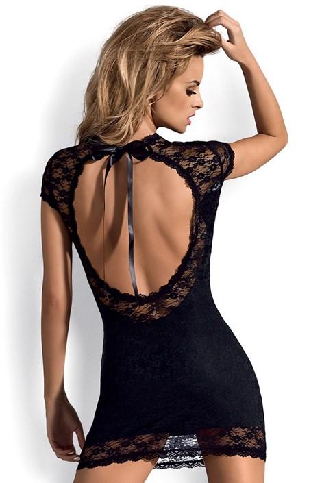 Кружевное платье Dresitta + танга