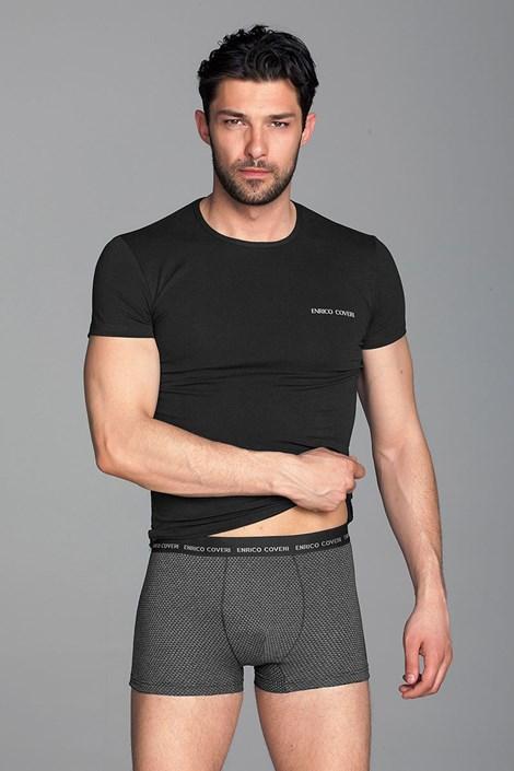 Мужской комплект Paolo2 - футболка, боксерки