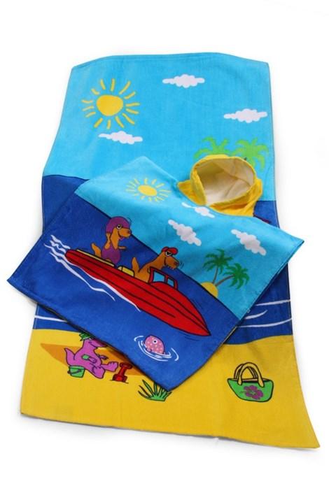 Детское пляжное полотенце Holidays