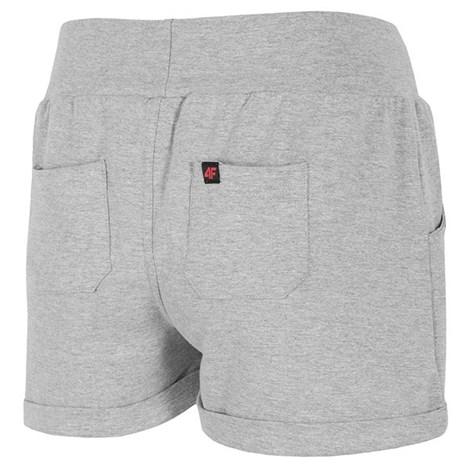 Женские хлопковые спортивные шорты