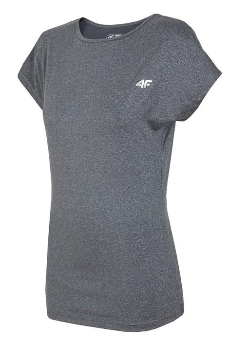 Женская спортивная футболка Grey