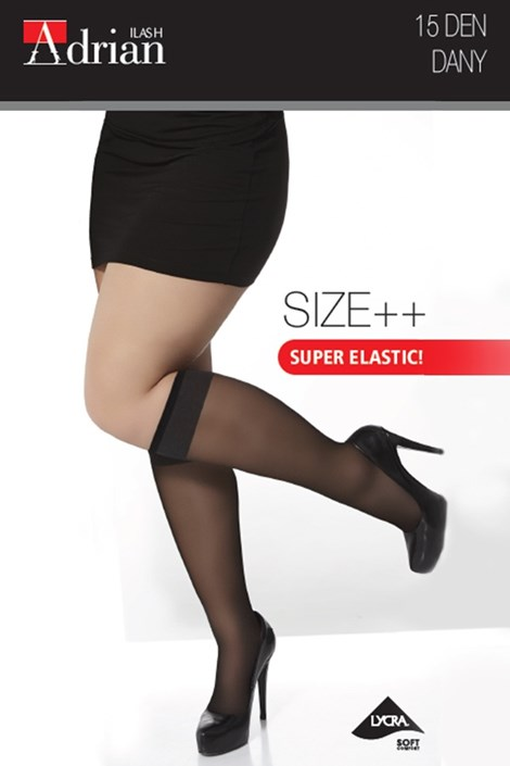 Гольфы Magaly plus size 2 пары