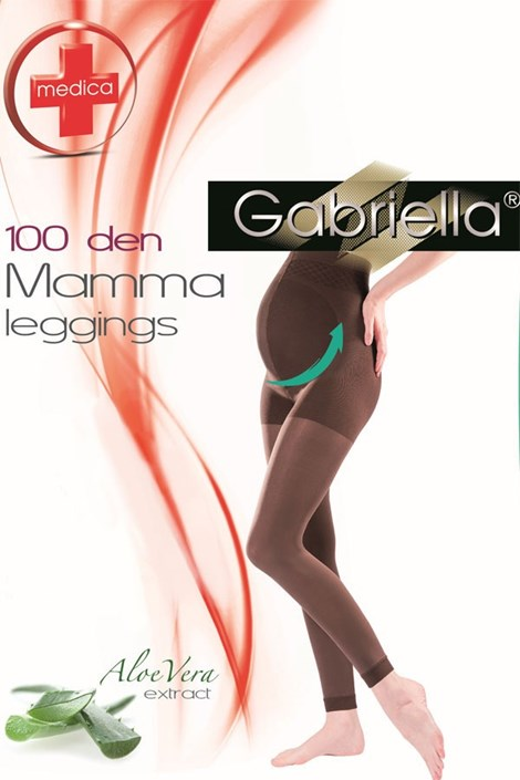 Леггинсы Mama 173 - 100 DEN