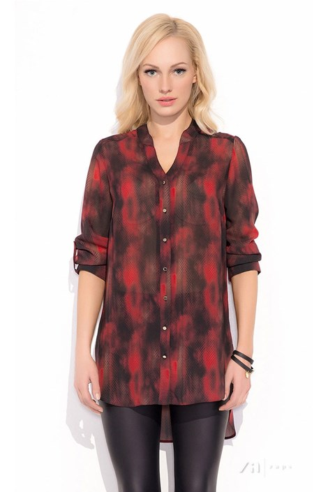 Женская блуза Merlina RED