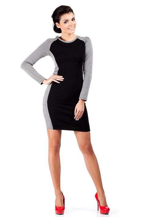Женское осеннее платье 1 Moe 039