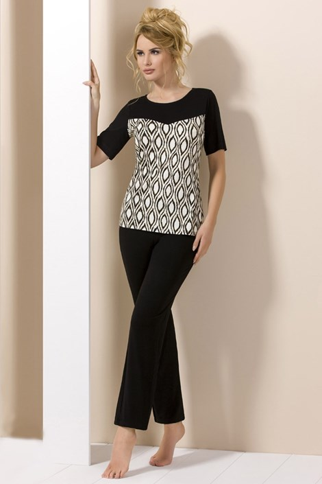 Элегантная женская пижама Lady Black