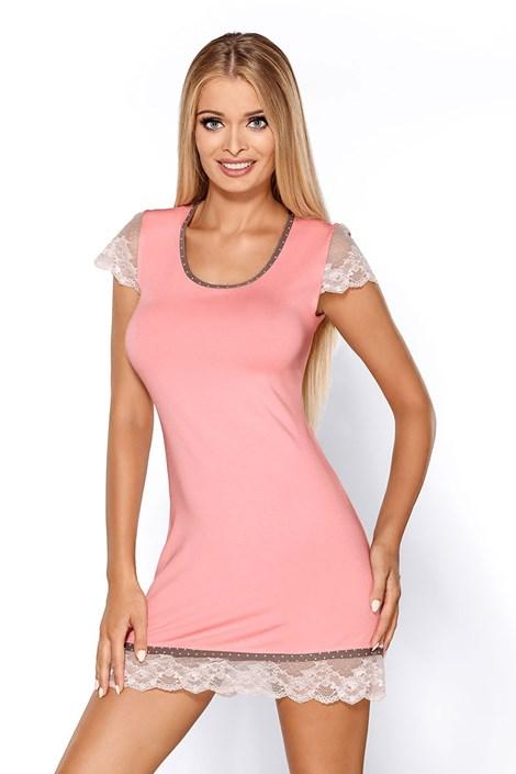Элегантная сорочка Roxy Pink