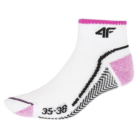 Женские спортивные носки White