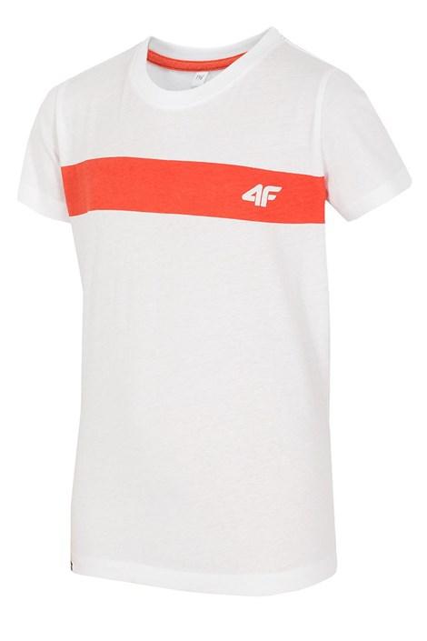 Детская хлопковая футболка White 4f