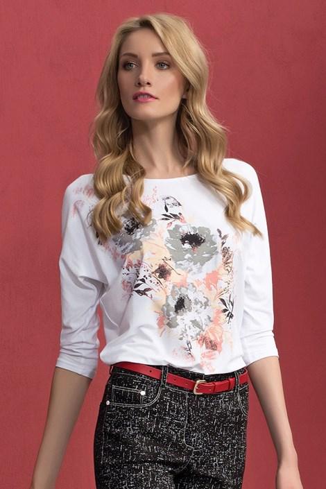 Женская элегантная блуза Adelina