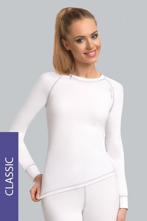 Термо футболка Classic - белая