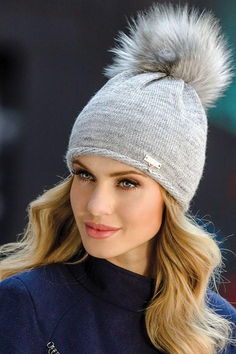 Женская шапка Dulce Grey
