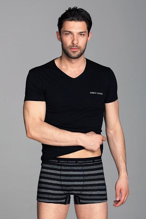 Мужской комплект Dario2 - футболка, бокесрки