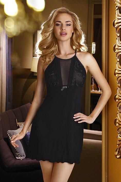 Элегантная сорочка Emi Black