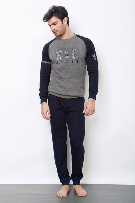 Стильная мужская пижама Enrico