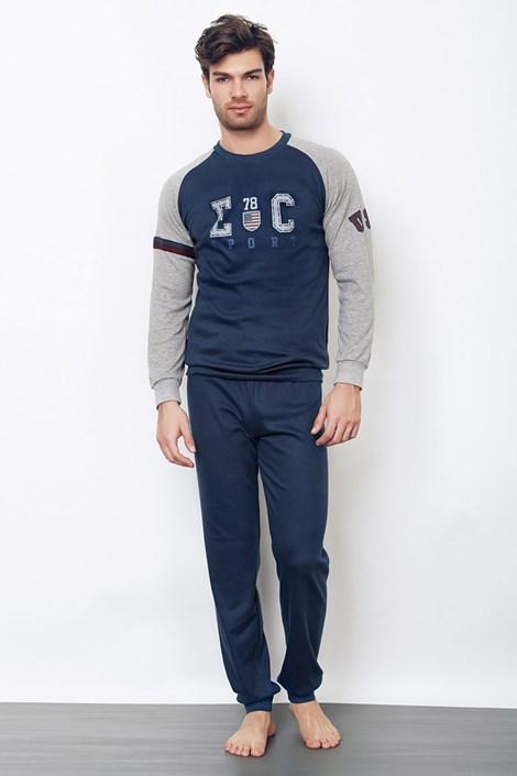 Стильная мужская пижама Pietro