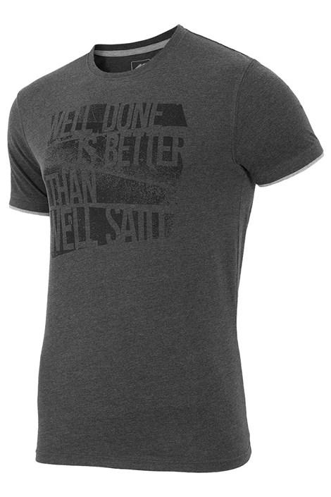 Мужская брендовая футболка 4F TSM006
