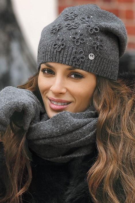 Женский шарф Marianella Grafit