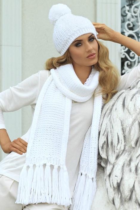 Комплект шапка + шарф Molly 1