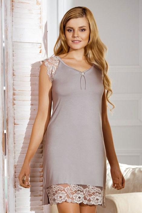 Элегантная сорочка Naomi šedá