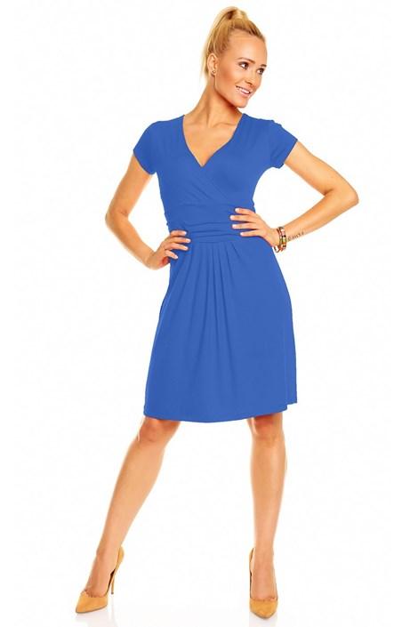 Платье Nikola с короткими рукавами