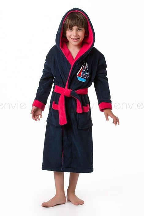Детский халат Pacific Team