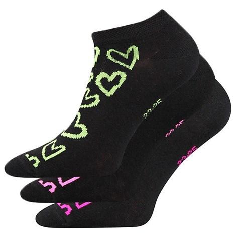 Носки Piki Mix 40 черные - 3шт