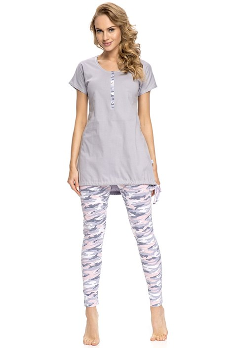 Женская пижама Army Grey