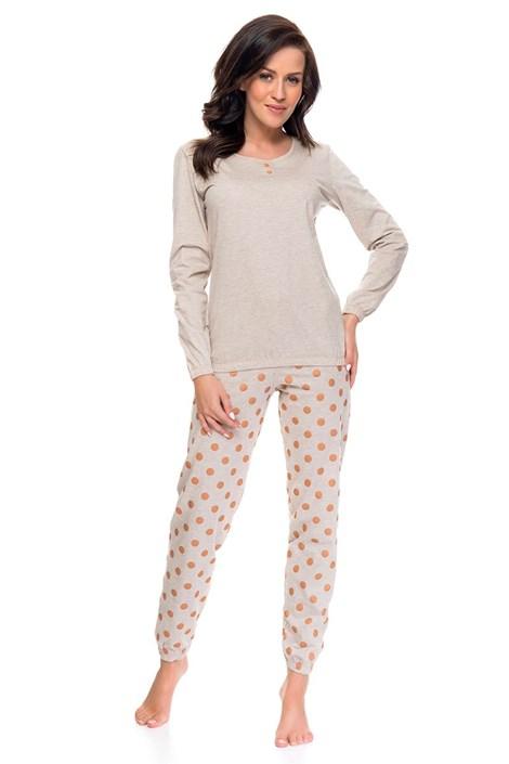 Женская пижама Dots