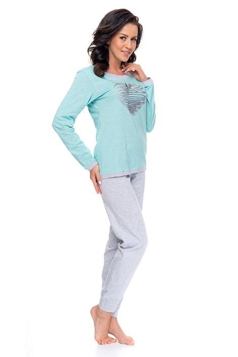 Женская пижама Minty heart
