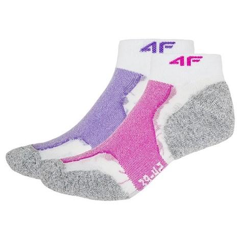 Женские спортивные носки Violet - 2шт
