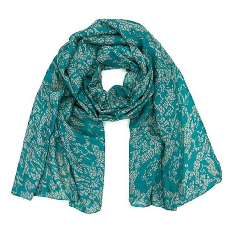 Элегантный шарфик Layse зеленый