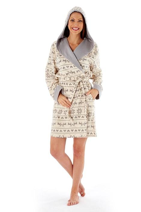 Женский халат Hearty Winter