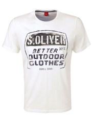 Мужская футболка s.Oliver 26800