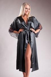 Женский атласный халат Adara