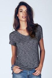 Женская летняя футболка Jineen Grafite