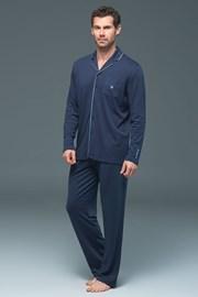 Мужская пижама Lion Navy - модаль