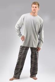 Мужская пижама Aleš с длинным рукавом