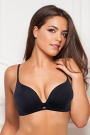 Бюстгальтер Gossard Black Push Up без косточек