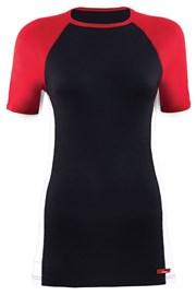 Универсальная функциональная футболка Black