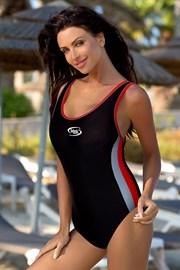 Женский спортивный цельный купальник Alex 02