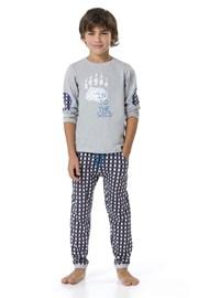 Пижама для мальчиков Bear Trace