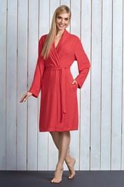 Женский хлопковый халат Chic Red