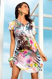 Пляжное платье из коллекции David Mare