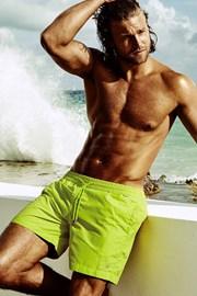 Мужские роскошные плавки Edgar Lime