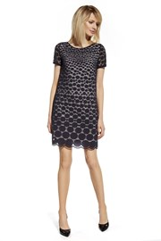 Женское кружевное платье Claribel