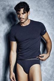 Мужской комплект белья Davide1 -  футболка, слипы