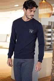 Мужская итальянская пижама Fabio